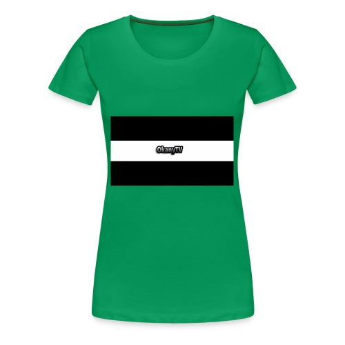 OkanyTV - Frauen Premium T-Shirt