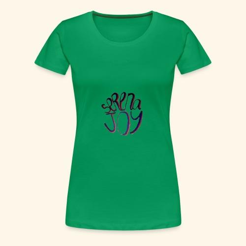 Serena Joy logo merch - Women's Premium T-Shirt