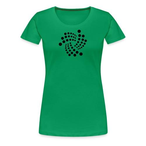 IOTA - Frauen Premium T-Shirt