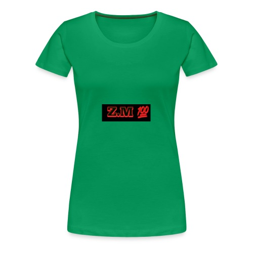 Z.M 100 - Women's Premium T-Shirt