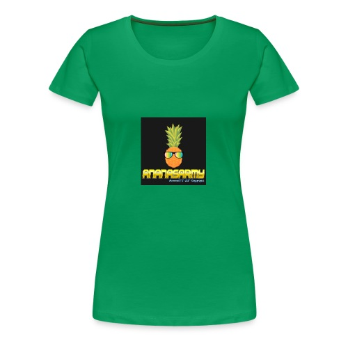 114876856 143750411 AnanasYT - Frauen Premium T-Shirt