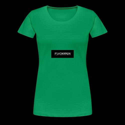 PSYCHOPATH - Koszulka damska Premium