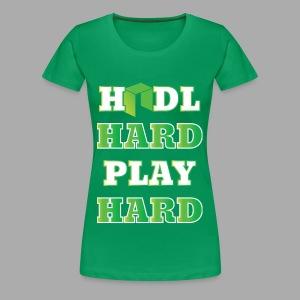 hhphNEO - Koszulka damska Premium