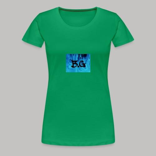 bluegost24 - Women's Premium T-Shirt