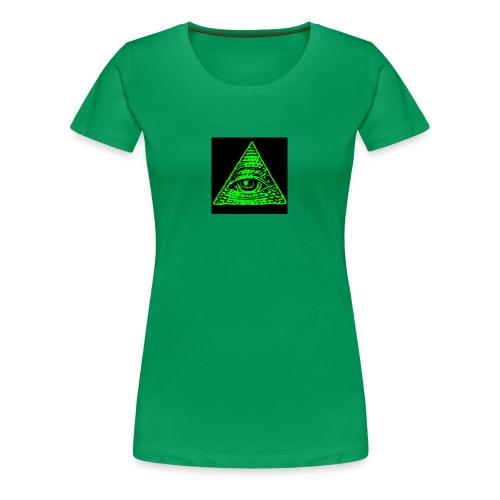 iluminati - Frauen Premium T-Shirt