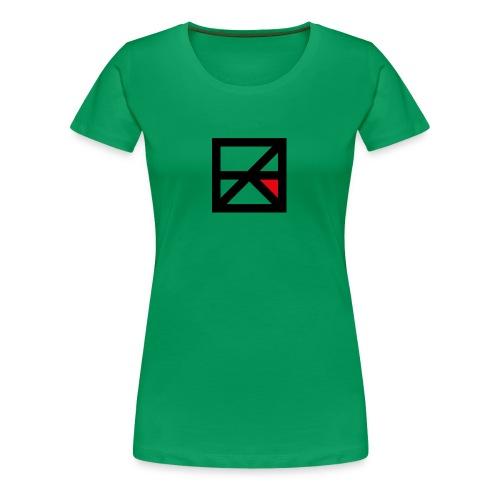 ZERO Beeldmerk png video - Vrouwen Premium T-shirt