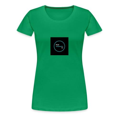 Muid Tahir - Women's Premium T-Shirt