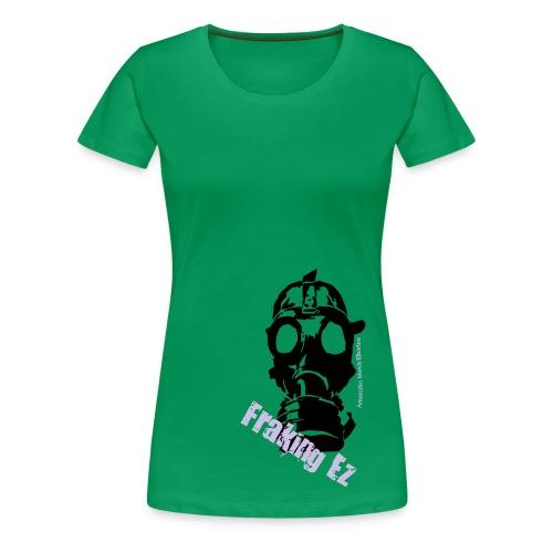 Anti - fraking - Camiseta premium mujer
