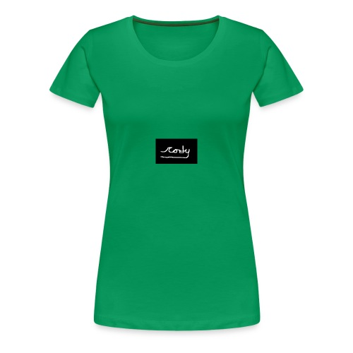 Cody52 Signature T-Shirt|Black - Women's Premium T-Shirt