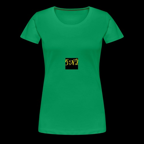 BND - Premium-T-shirt dam