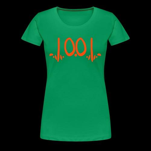 fukOf - Frauen Premium T-Shirt