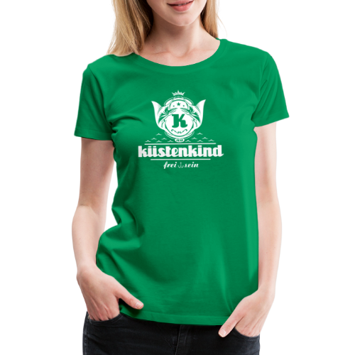 küstenkind - Frauen Premium T-Shirt