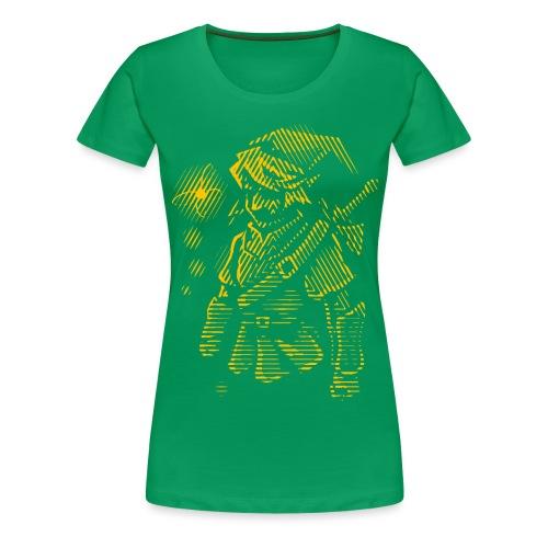 Courage T-shirt - Women's Premium T-Shirt