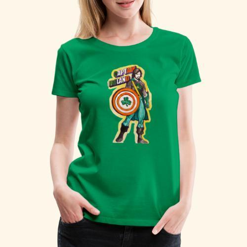 CAPTAIN IRELAND AYHT - Women's Premium T-Shirt