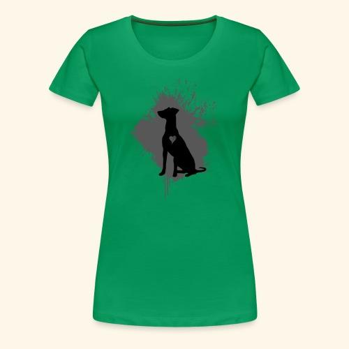 Seelenhund - Frauen Premium T-Shirt