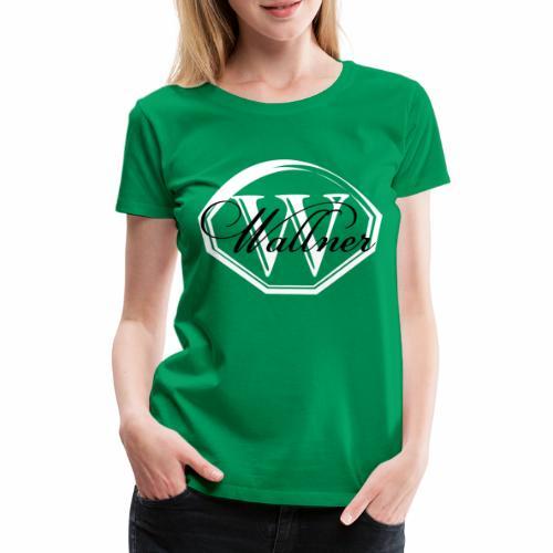 Steinhauer Blut ist kein Himbeersaft - Frauen Premium T-Shirt
