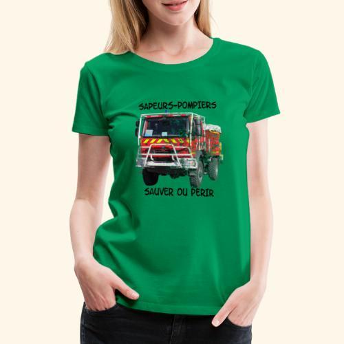 ccf sauver ou perir - T-shirt Premium Femme