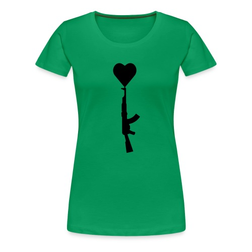 Love is the answer - T-shirt Premium Femme