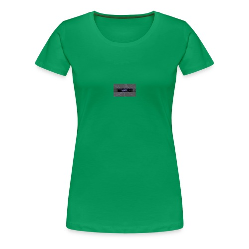 DrikkeDunk - Dame premium T-shirt