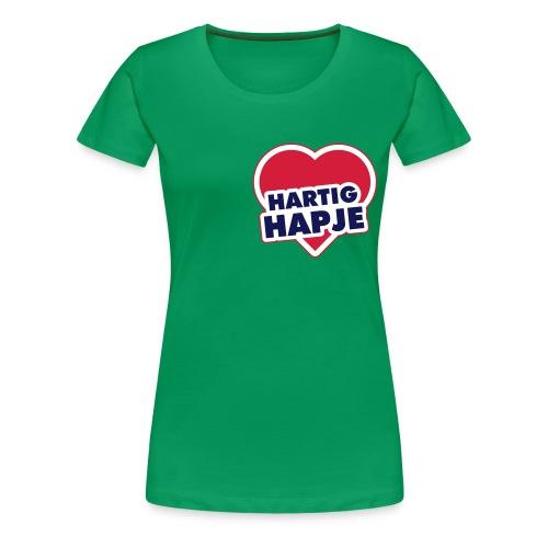 Hartig hapje - Vrouwen Premium T-shirt