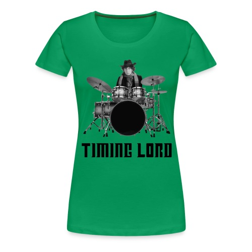 Timing lord png - Women's Premium T-Shirt