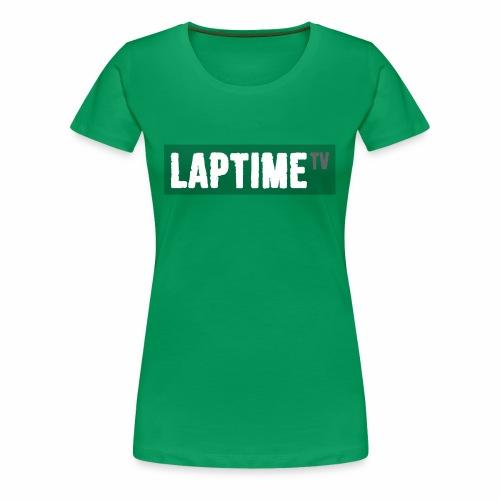 LAPTIME TV #16 - Frauen Premium T-Shirt