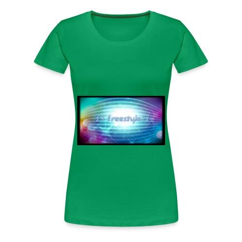 f4freestylers - Women's Premium T-Shirt