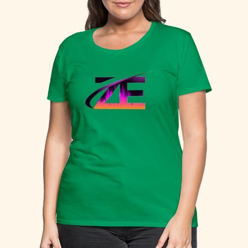 Official ZE's logo - Women's Premium T-Shirt