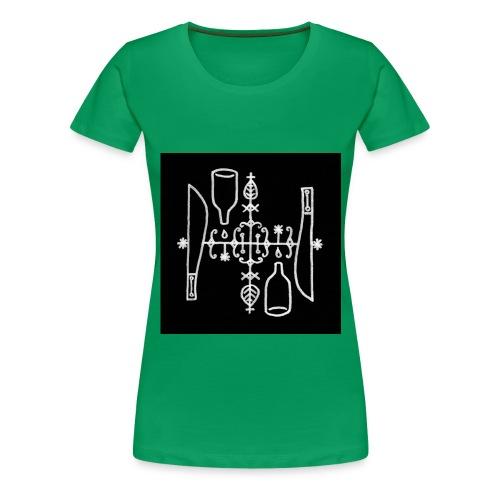 veve - Frauen Premium T-Shirt