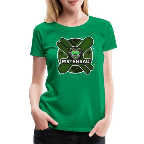 PistenSau NuClear - Frauen Premium T-Shirt