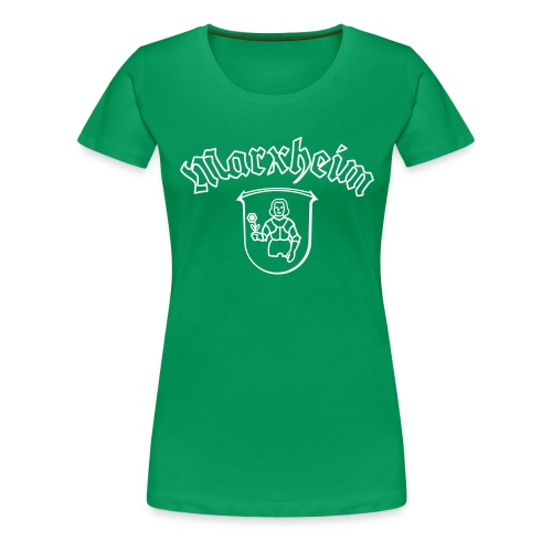 marxheimblume - Frauen Premium T-Shirt