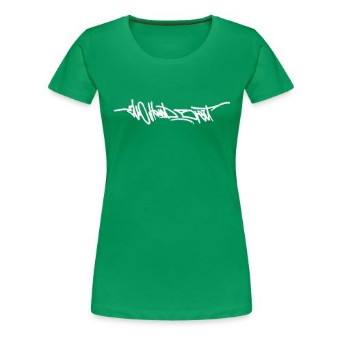 ZHB Logo - Frauen Premium T-Shirt