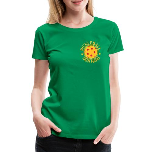 Pickleball Den Haag Logo - Women's Premium T-Shirt