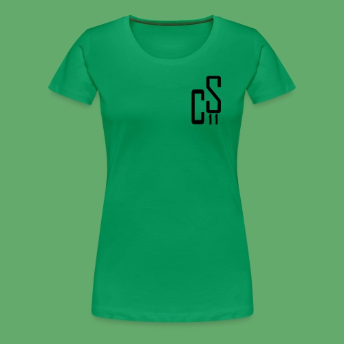 CS11 png - Frauen Premium T-Shirt