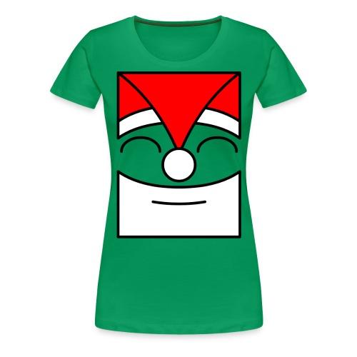 santahead2 - Vrouwen Premium T-shirt