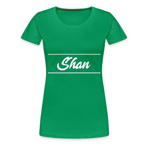 Shan Balken - Frauen Premium T-Shirt