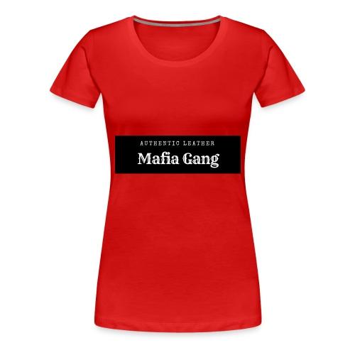 Mafia Gang - Nouvelle marque de vêtements - T-shirt Premium Femme