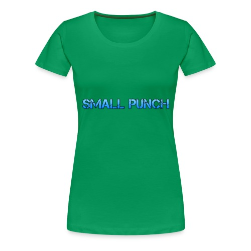 small punch merch - Women's Premium T-Shirt