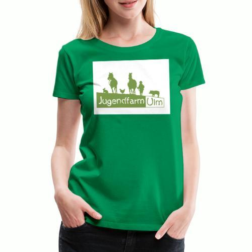 jugendfarmpng - Frauen Premium T-Shirt