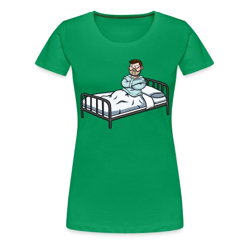 Cure my Clickbait Mascot - Women's Premium T-Shirt