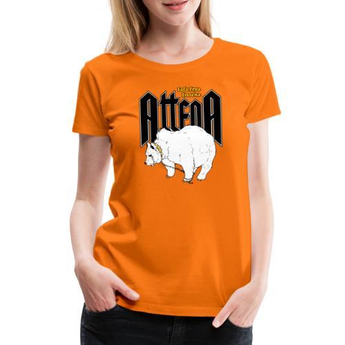 Ostfriesland Häuptlinge Attena - Frauen Premium T-Shirt