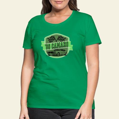 camaro logo - Dame premium T-shirt