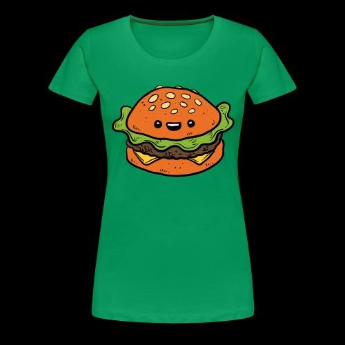 Star Burger - Vrouwen Premium T-shirt