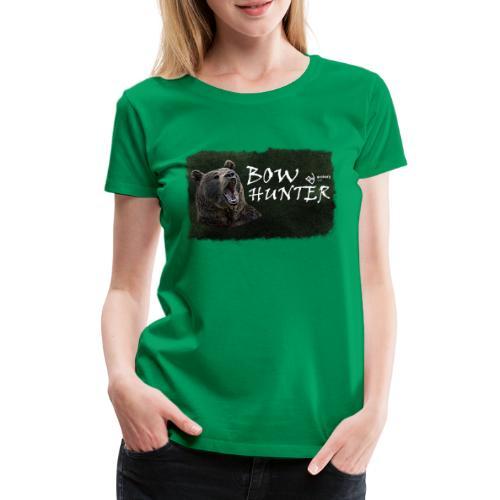 Bowhunter - Frauen Premium T-Shirt