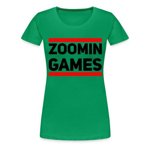 9815 2CRUN ZG - Women's Premium T-Shirt