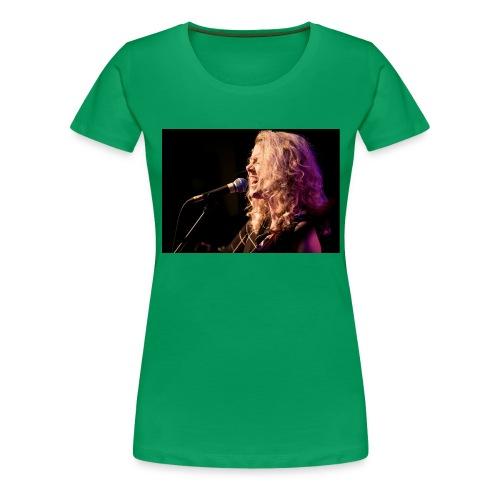 Leah Haworth Performing (Official Merchandise) - Women's Premium T-Shirt