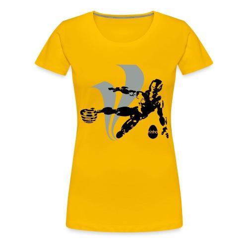 Football Robot - Maglietta Premium da donna