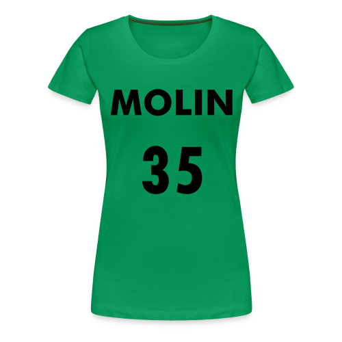 MOLIN 35 - Premium-T-shirt dam