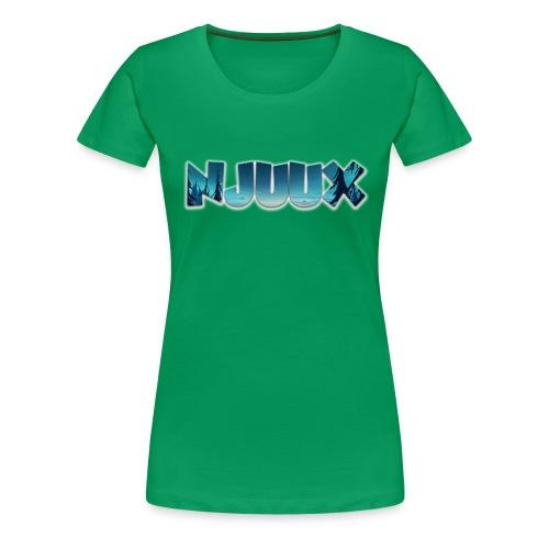Njuux-Sky 2 - Frauen Premium T-Shirt