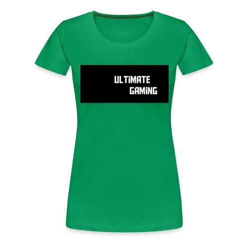 The ULTIMATE MOUSEPAD - Women's Premium T-Shirt